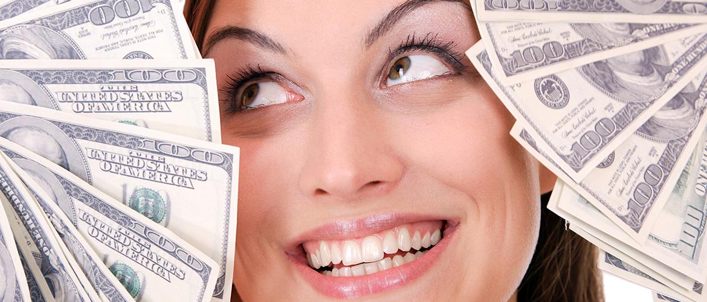Жінка і гроші