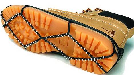 Накладки на взуття проти ковзання