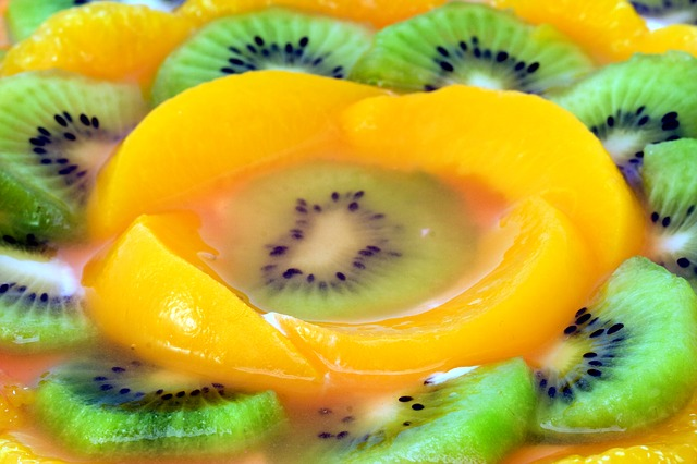 Варення з ківі та абрикосів