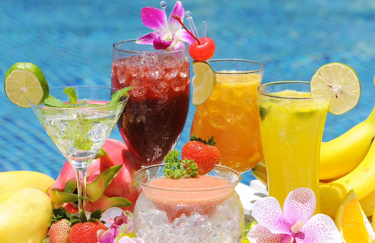 Літні безалкогольні напої