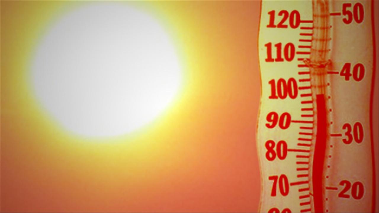 Літня спека