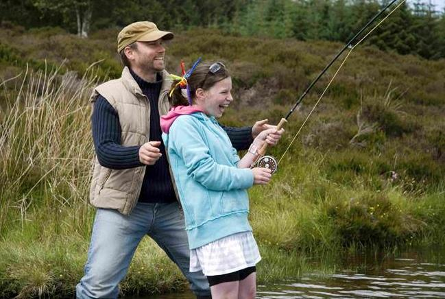 Сімейна риболовля