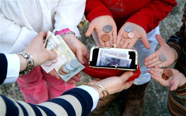 Кишенькові гроші