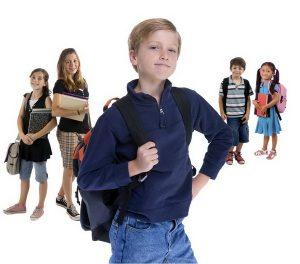 Правильний шкільний рюкзак