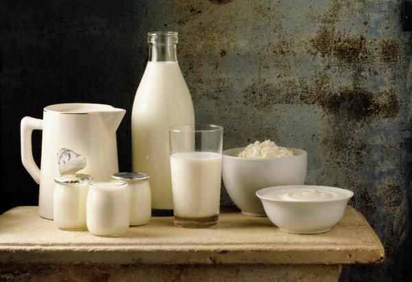 Молочні продутки для ліфтинг-дієти