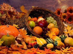 осінні продукти