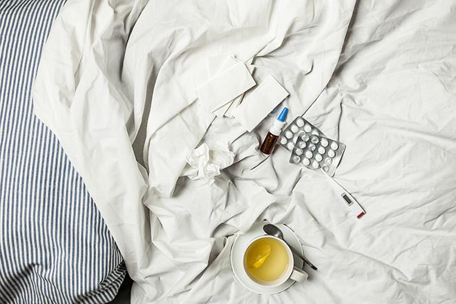 Як швидко позбутися простуди