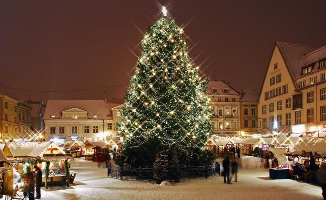 Новий Рік в Естонії