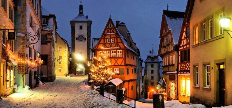 Новий Рік в Німеччині