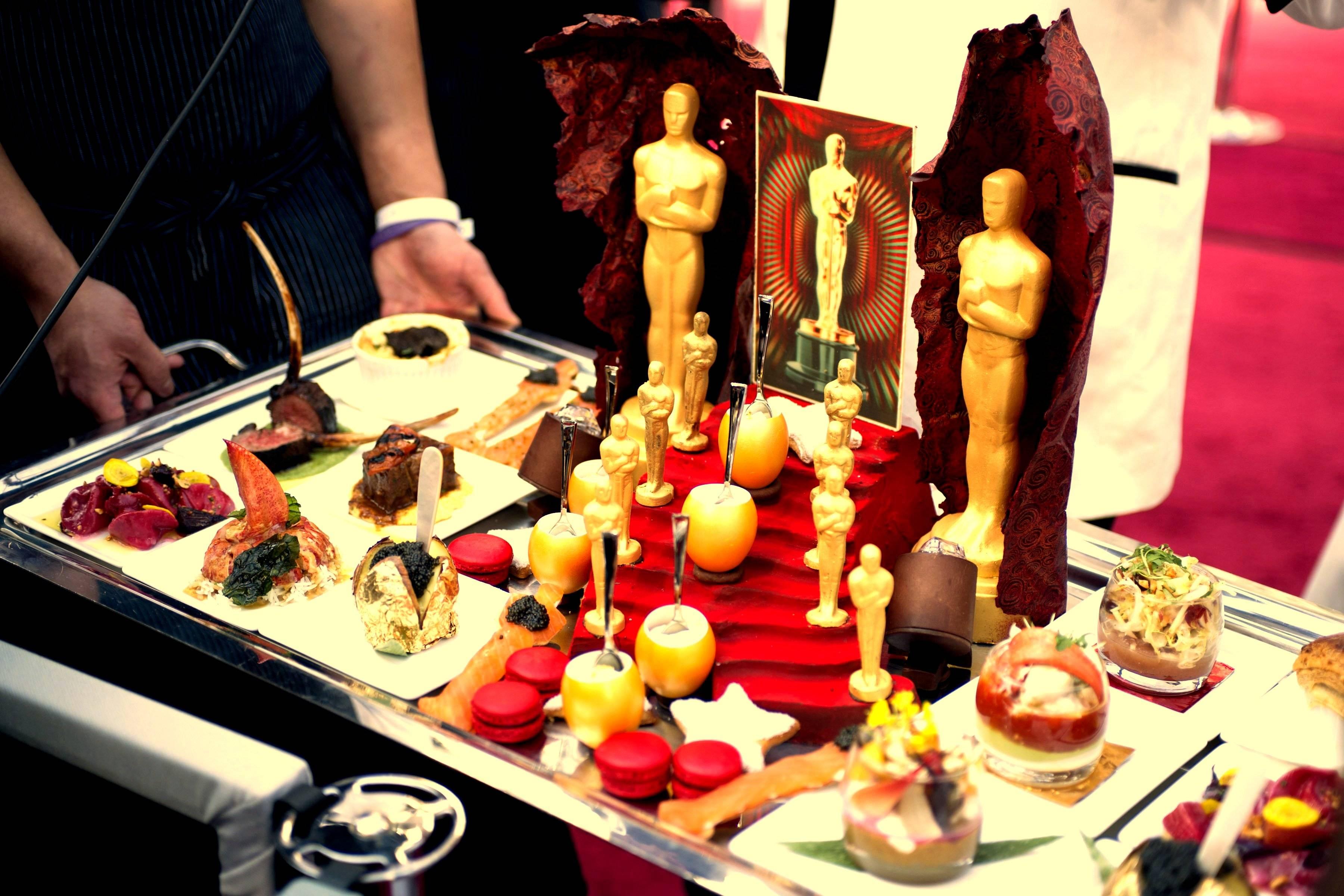 Вечірка в стилі Оскар
