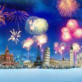 Як зустрічають Новий рік та Різдво у світі