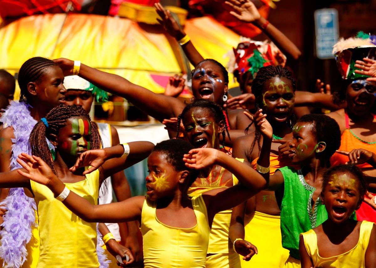 Новий Рік в Африці