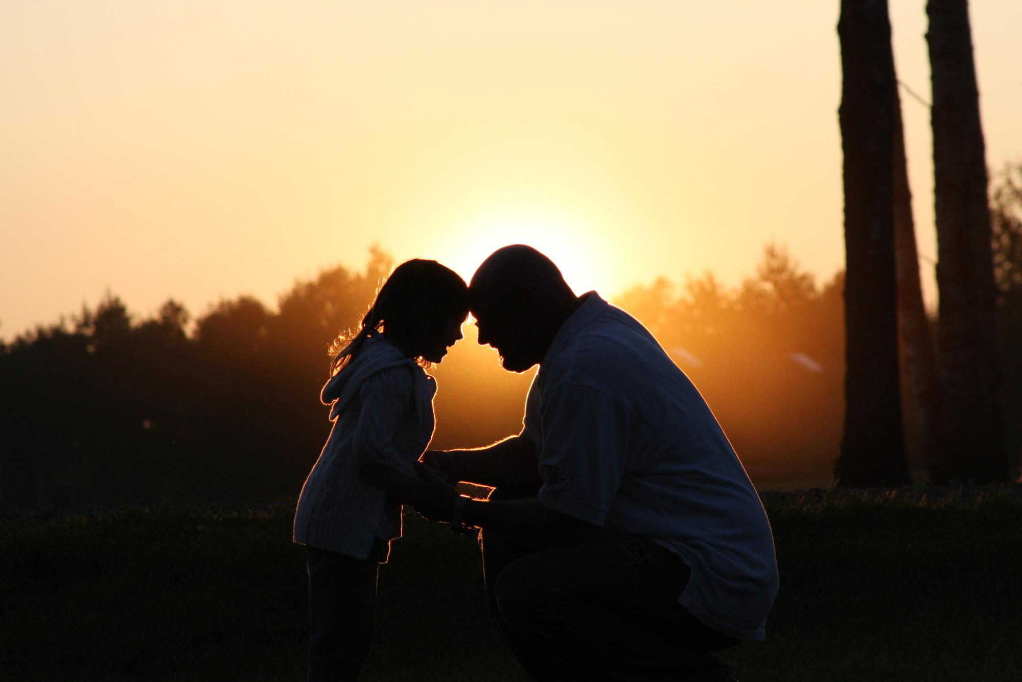 Батько і дочка