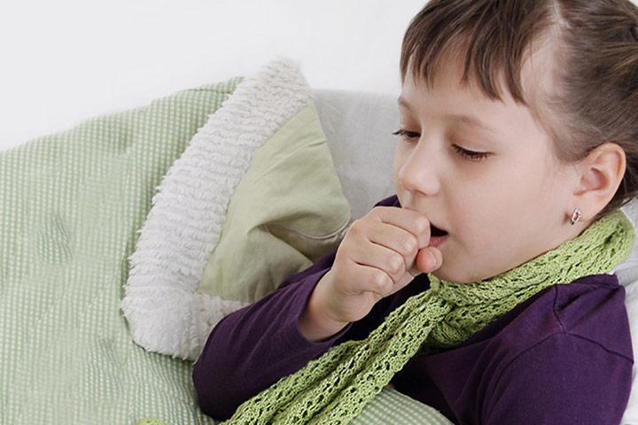 Як лікувати кашель у дитини