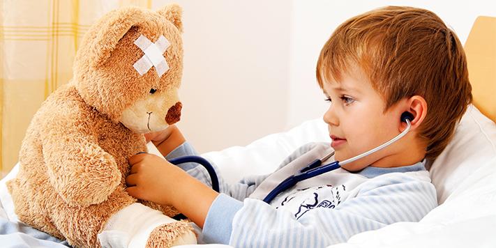 Часто болеющий ребенок: что делать для