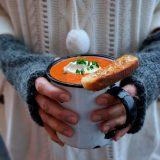 Зігріваючий суп