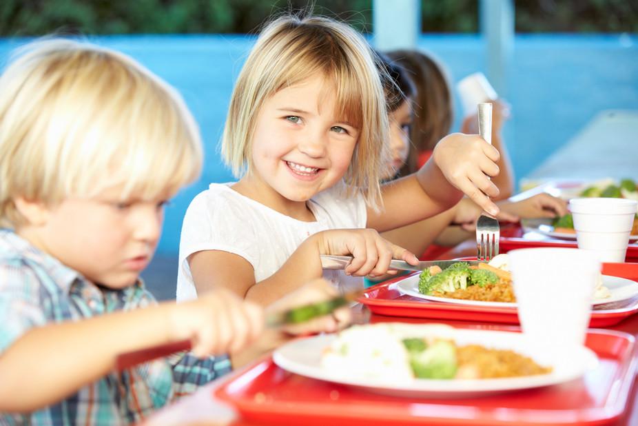 Вітаміни та продукти для розумового розвитку