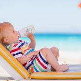 Як захистити дитину від сонця?