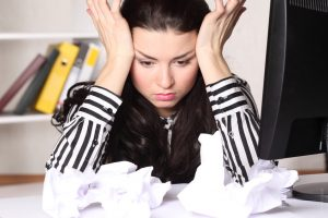 Як справитись з офісним стресом