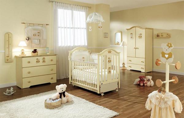 Кольори для дитячої кімнати