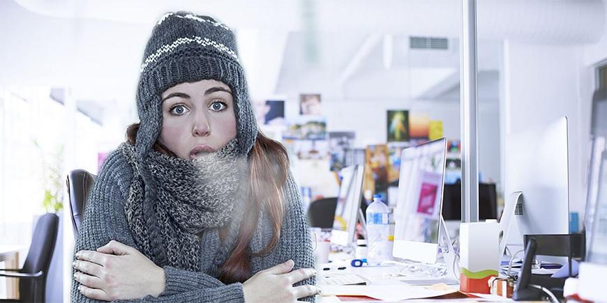 Що одягнути до офісу взимку?