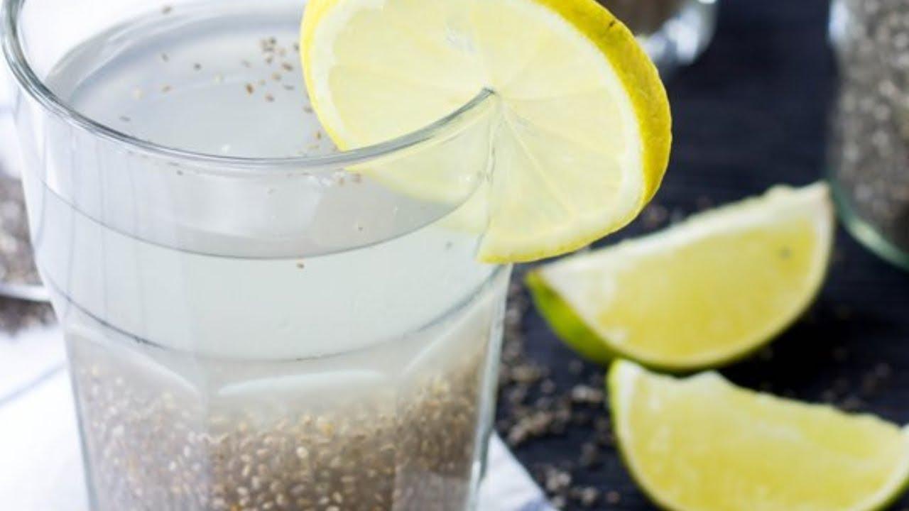 Чорнослив, лимон, чіа