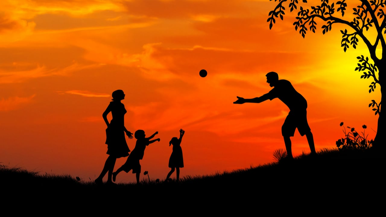 Спортивні ігри з сім'єю